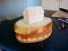 noah's ark cake how to
