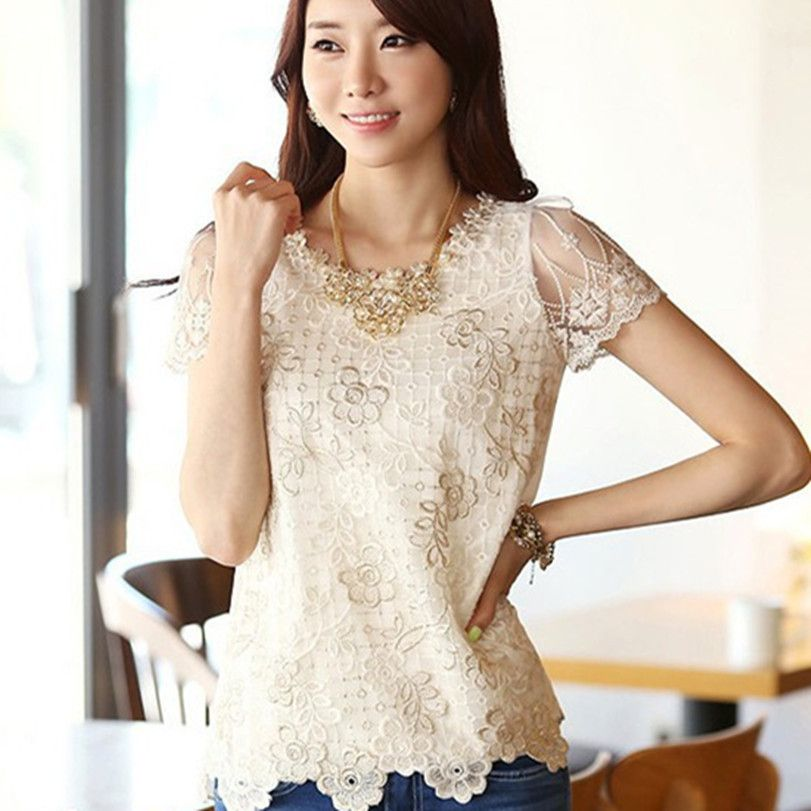 Cheap Blouses Shirts On Sale At Bargain Price Buy Quality Bead