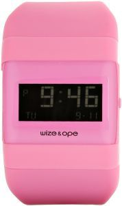 Wize and Ope all over strass digital watch