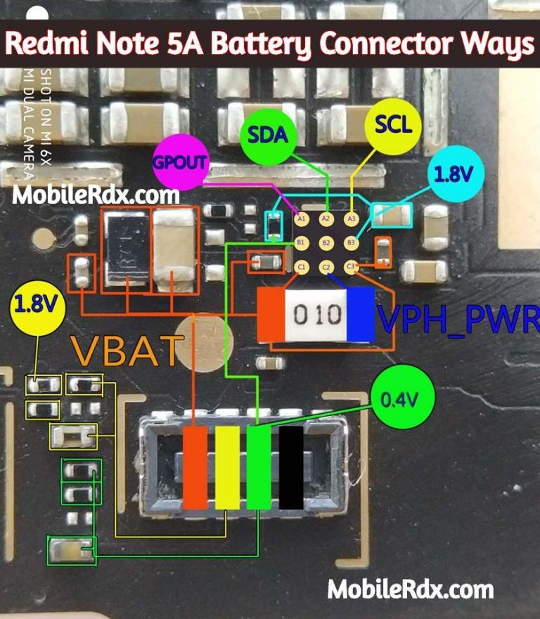 Redmi Note 5a Battery Connector Ways Power Problem Solution In 2020 Smartphone Repair Mobile Phone Repair Iphone Solution