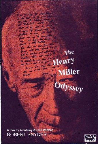 Znalezione obrazy dla zapytania henry miller odyssey