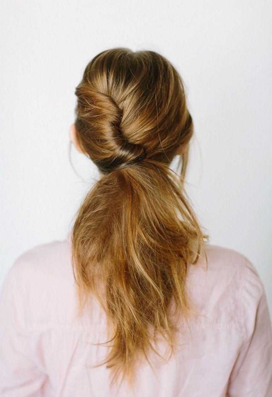 10 x not your average ponytail