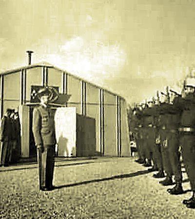 Legionnaires - CPLE - Camp de Canjuers 1970