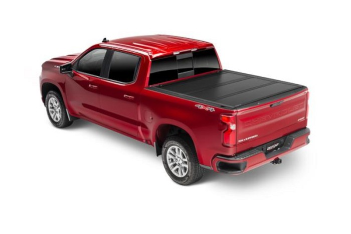 20072020 Tundra 6.5ft. Bed w/o Deck Rail System