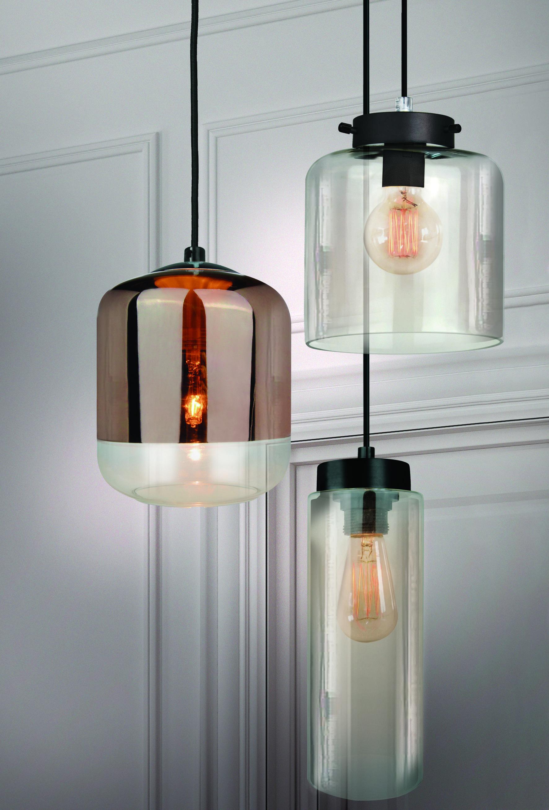 La iluminaci n de estilo industrial es tendencia sumate - Iluminacion estilo industrial ...