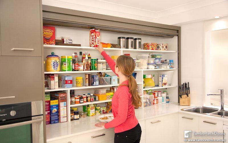 Revolutionary Kitchen Benchtop Ideas And Options Tambortech Clever Kitchen Storage Kitchen Cupboard Doors Beautiful Kitchen Designs
