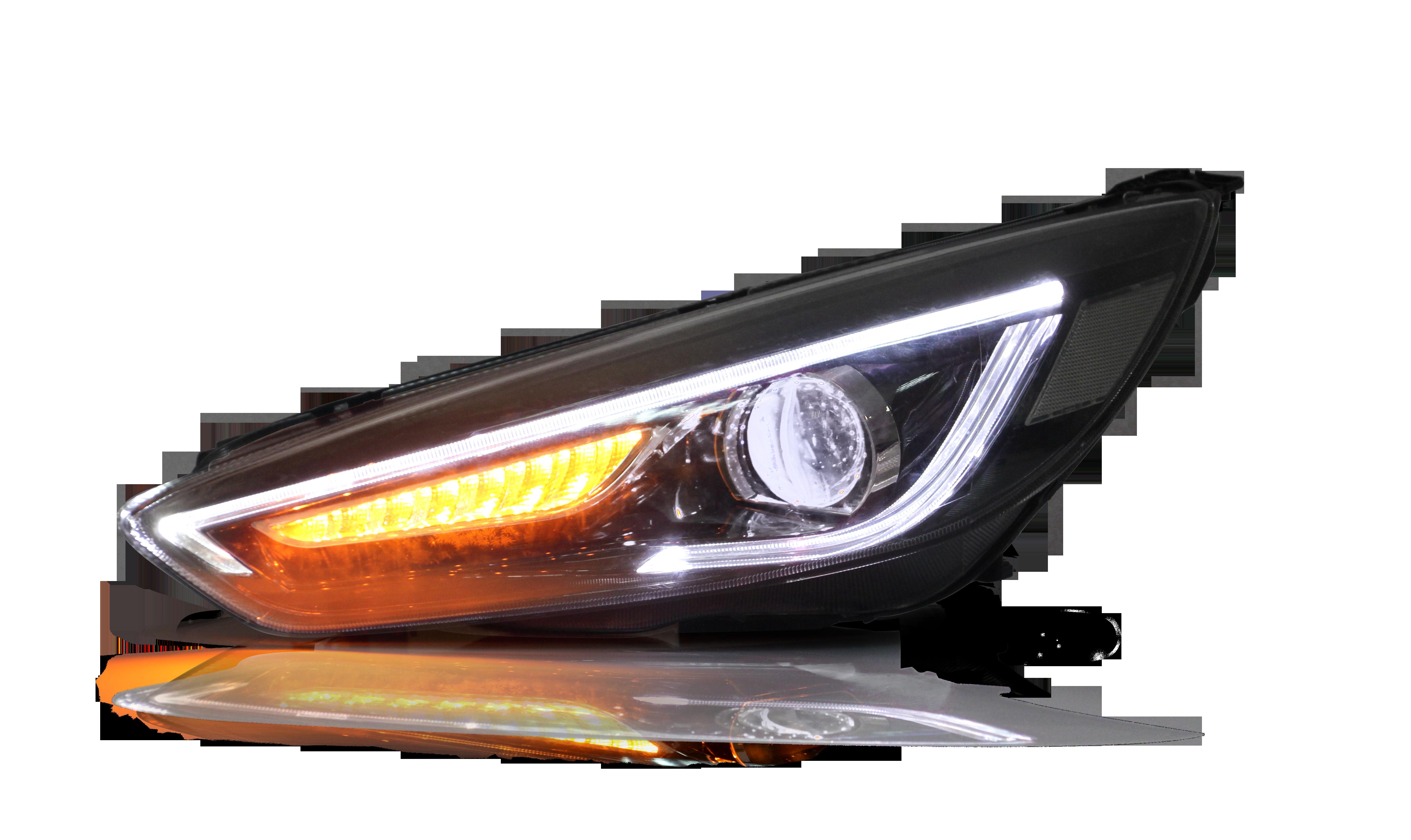 Vland Wholesale New Style Led Head Lamp For Focus 2015 2016 2017 Head Light This Item Is Vland Ledheadlight Master Gra Car Accessories Headlamp Led Headlights