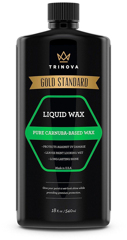 Liquid Carnauba Car Wax Paint sealant, Car wax, Sealant