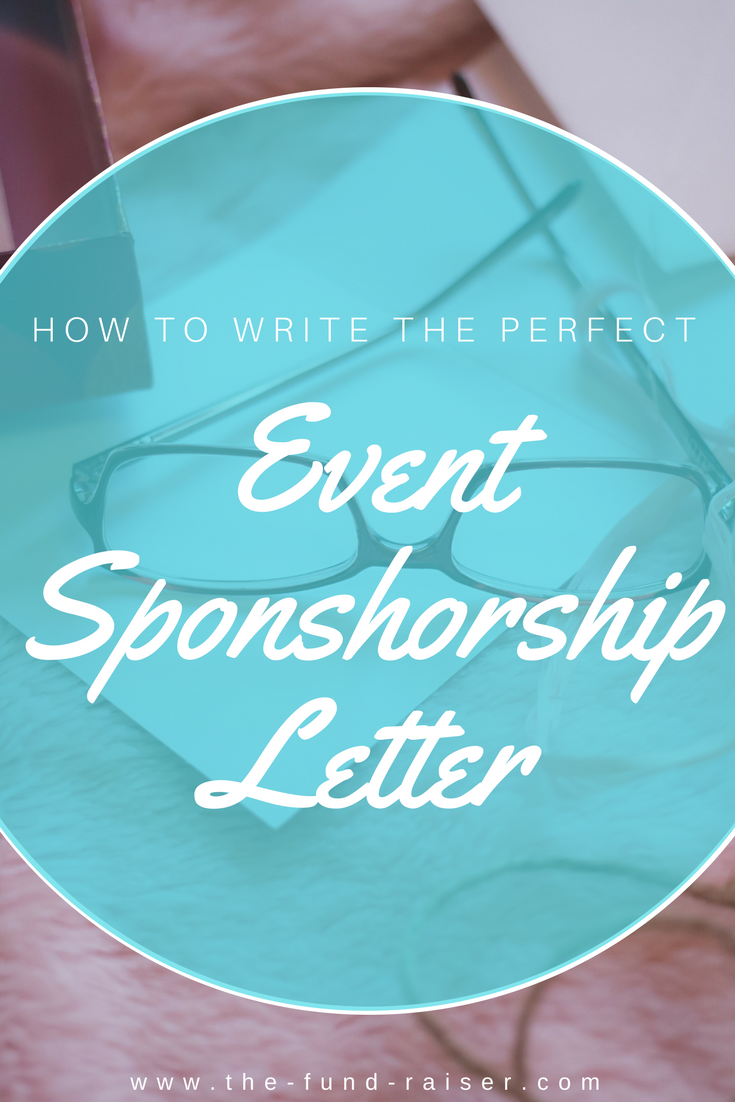 Event Sponsorship Letter  Letter Sample Fundraising Letter And