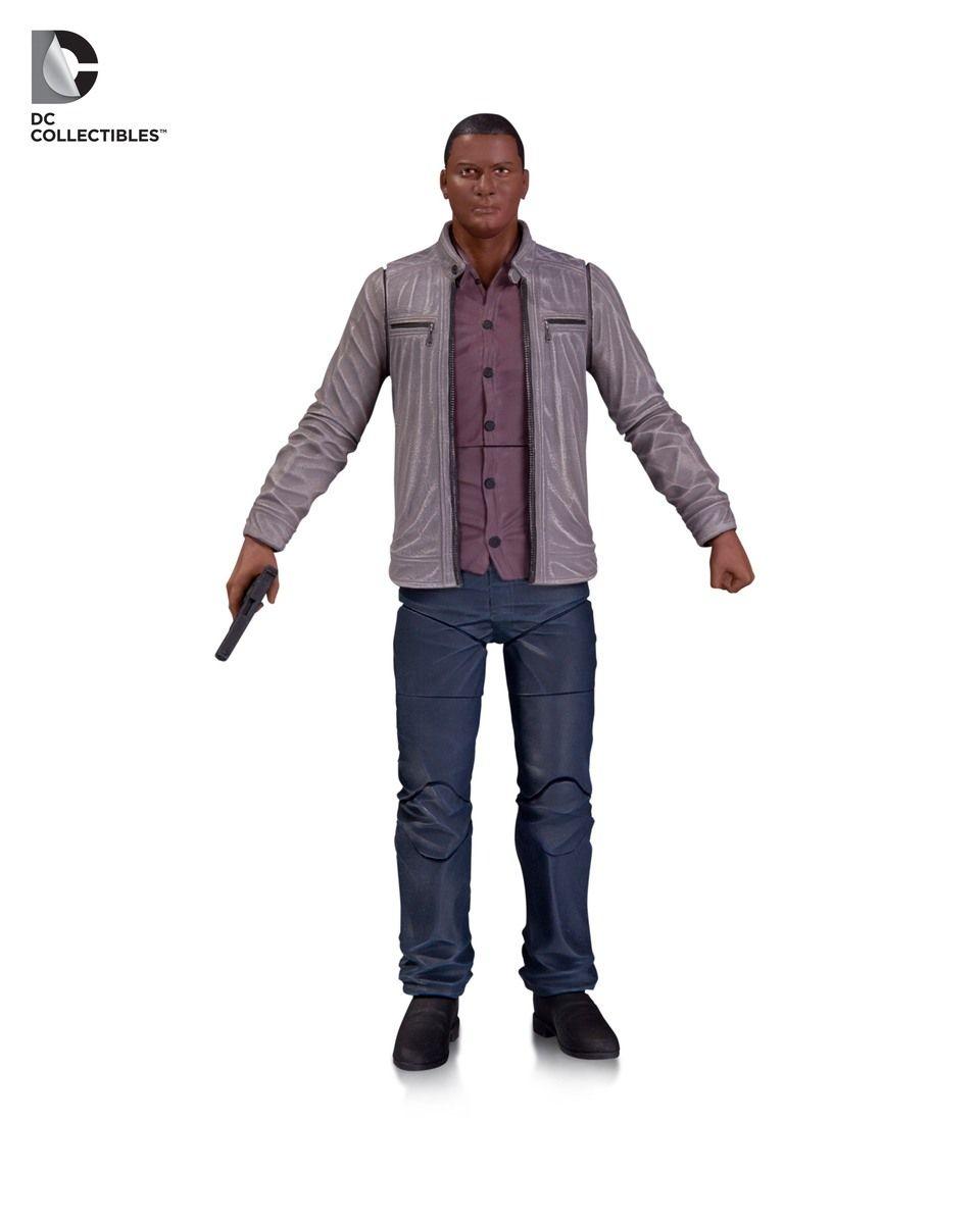 John Diggle Action Figure - DC Toys