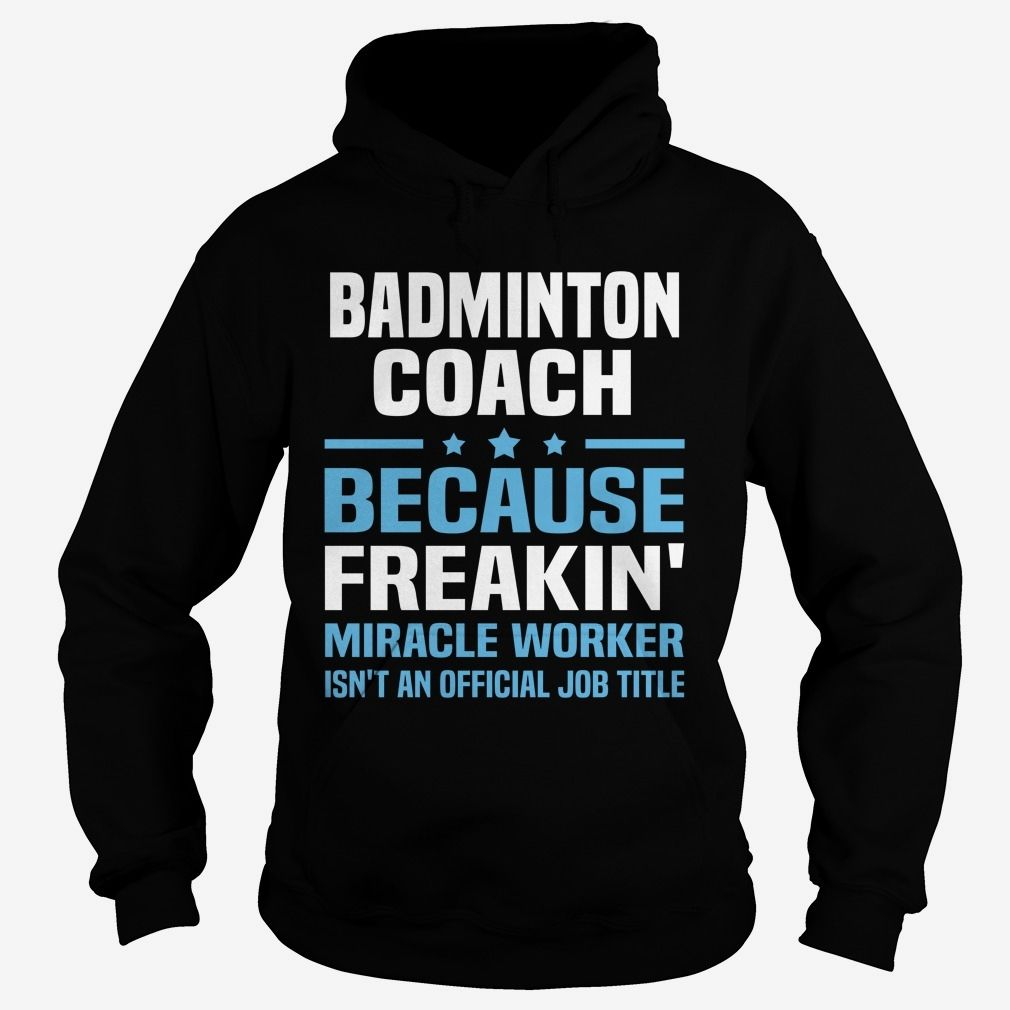 Badminton Coach, Order HERE ==>