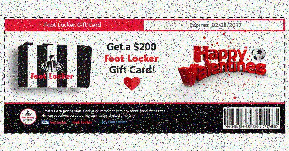 Get your Card - Limit one per person