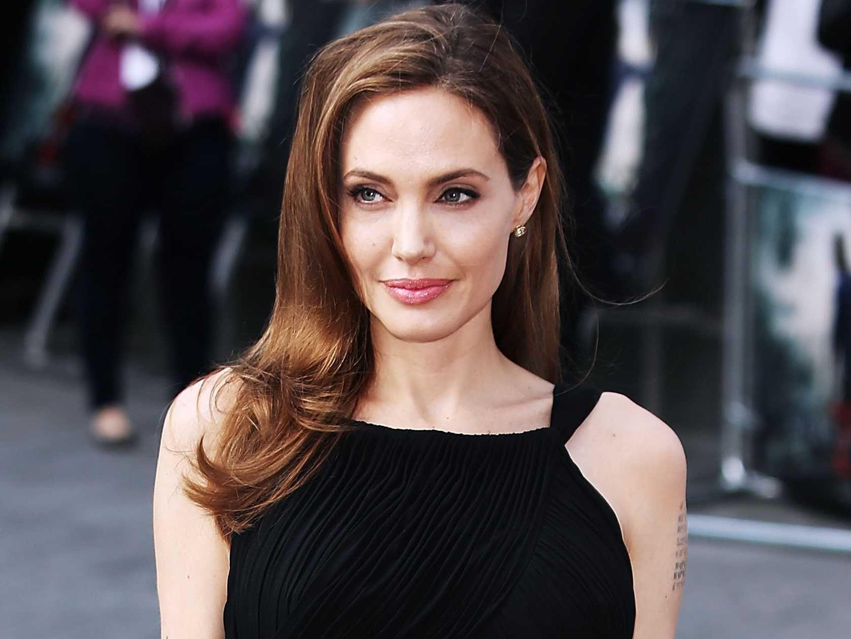 Angelina jolie tops