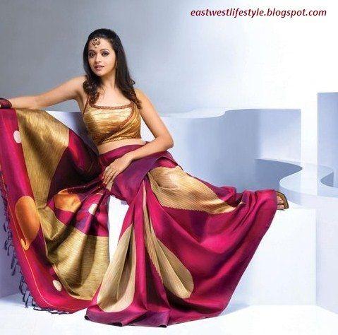 Sreedevi modelling sarees google search wedding dress stills on net bhavana cute hd wallpapers bhavana in kancheepuram silk saree thecheapjerseys Gallery
