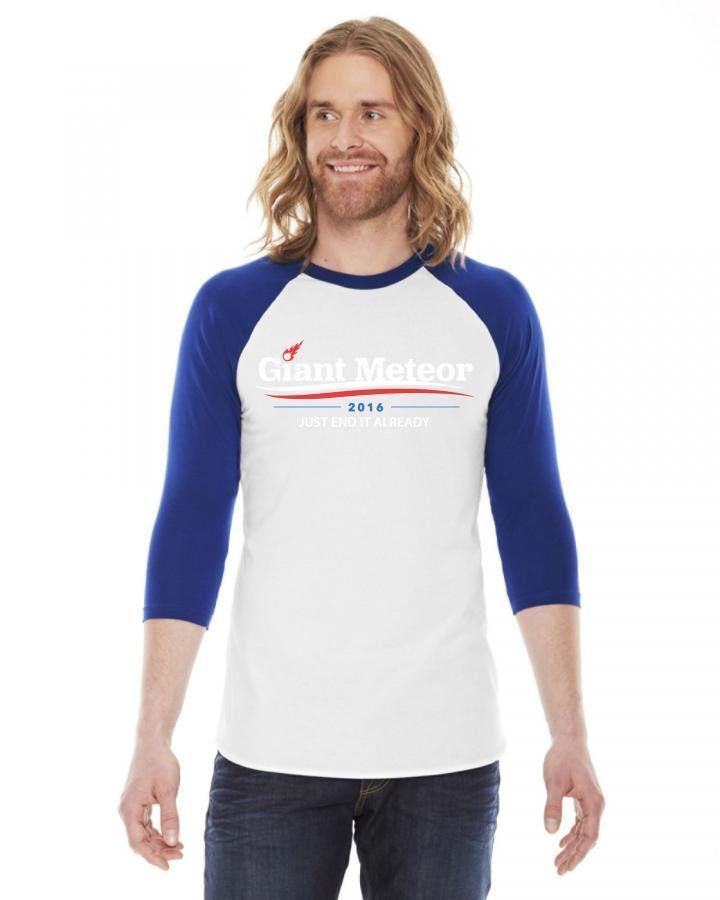 Giant Meteor 2016 3/4 Sleeve Shirt