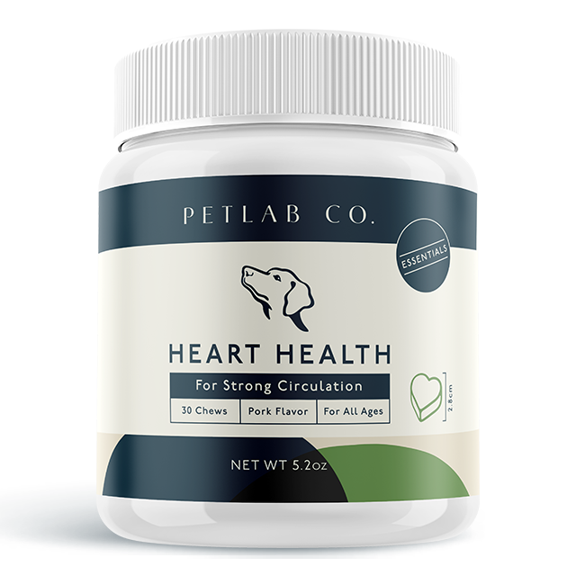 The Petlab Co. Heart Health Chews in 2020 Calming