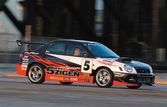 Custom 2002 Subaru Impreza Wrx Race Car Subaru Impreza Subaru Impreza