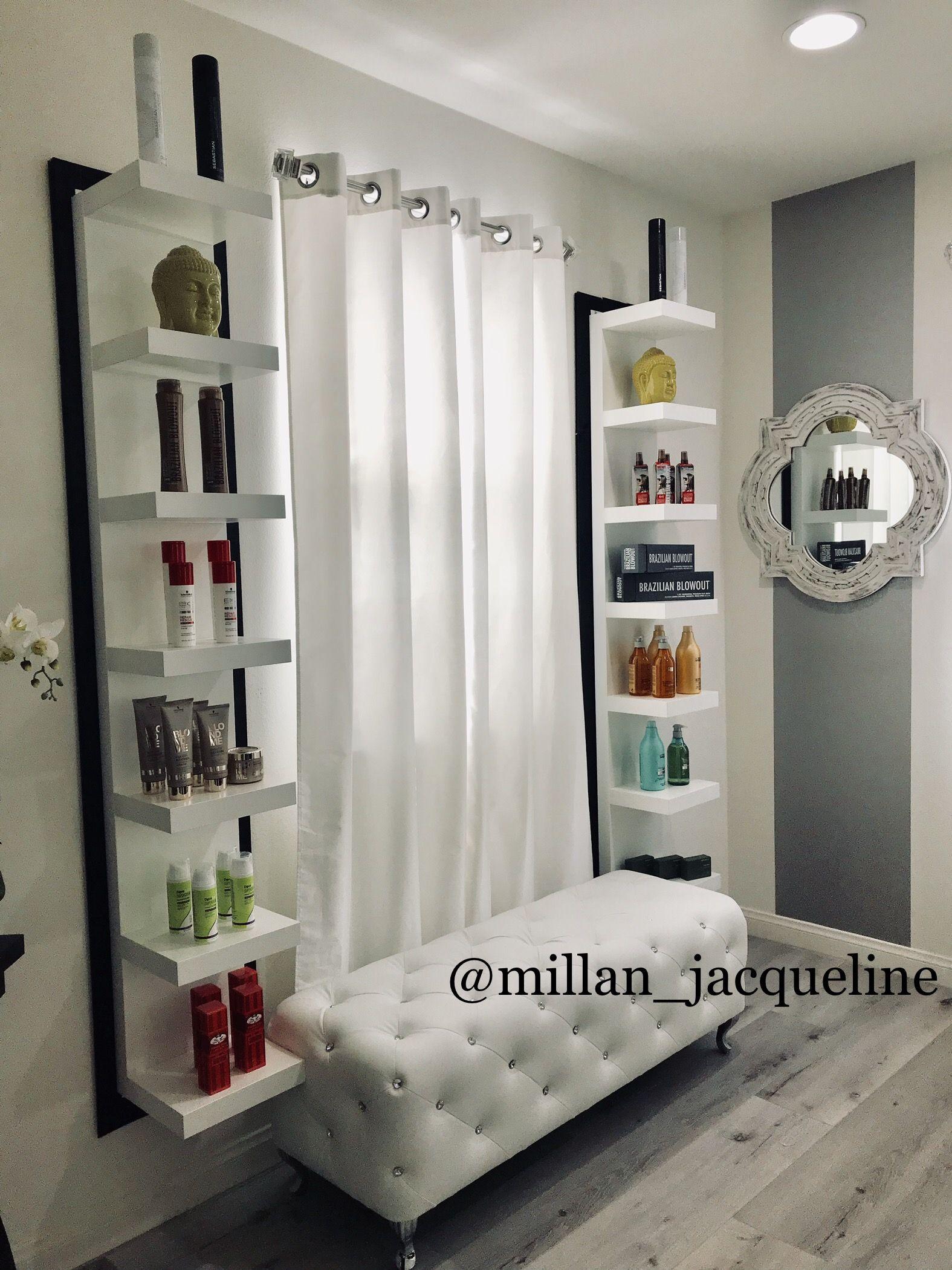 Home Salón Ideas, home Salón, Hair Salon, Salon Ideas, Hair