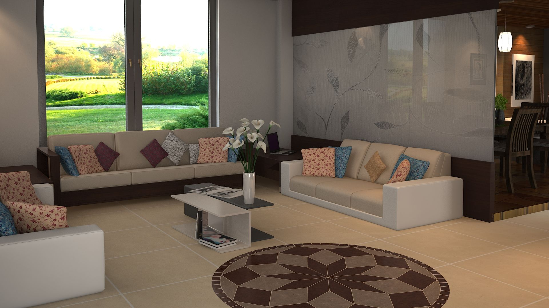 The Uses Of 3D Interior Rendering Services