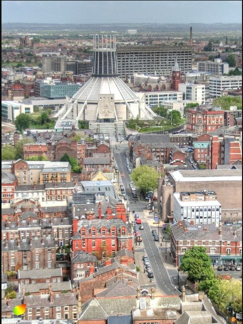 Hope Street Georgian Quarter Liverpool Liverpool City Liverpool History Liverpool City Centre