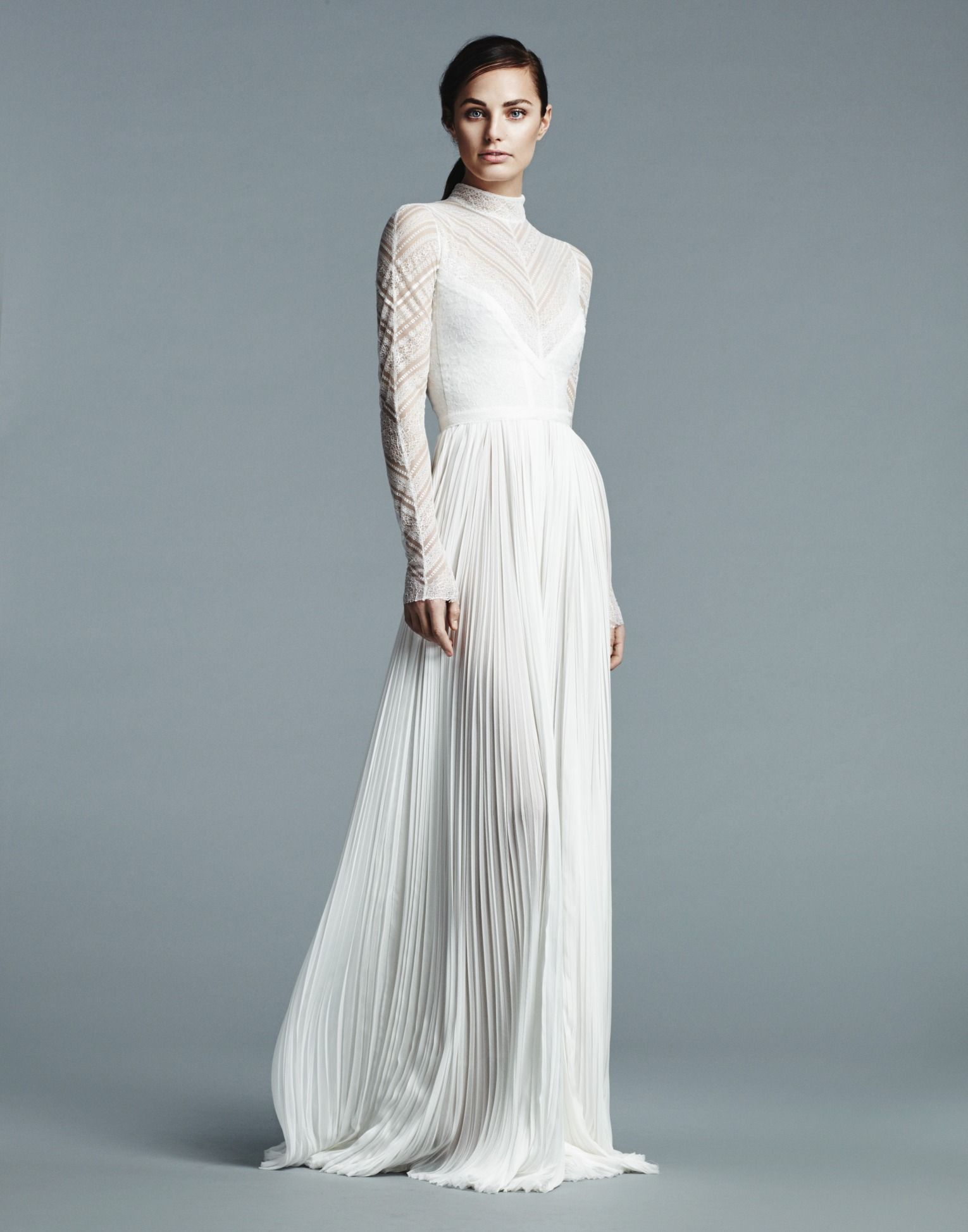 M\'O Bridal & Wedding: The Lily Gown from the J. Mendel Bridal SS17 ...