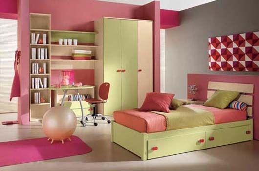 Dormitorios para Niños de Diseño Minimalista y Colorido por - diseo de habitaciones para nios