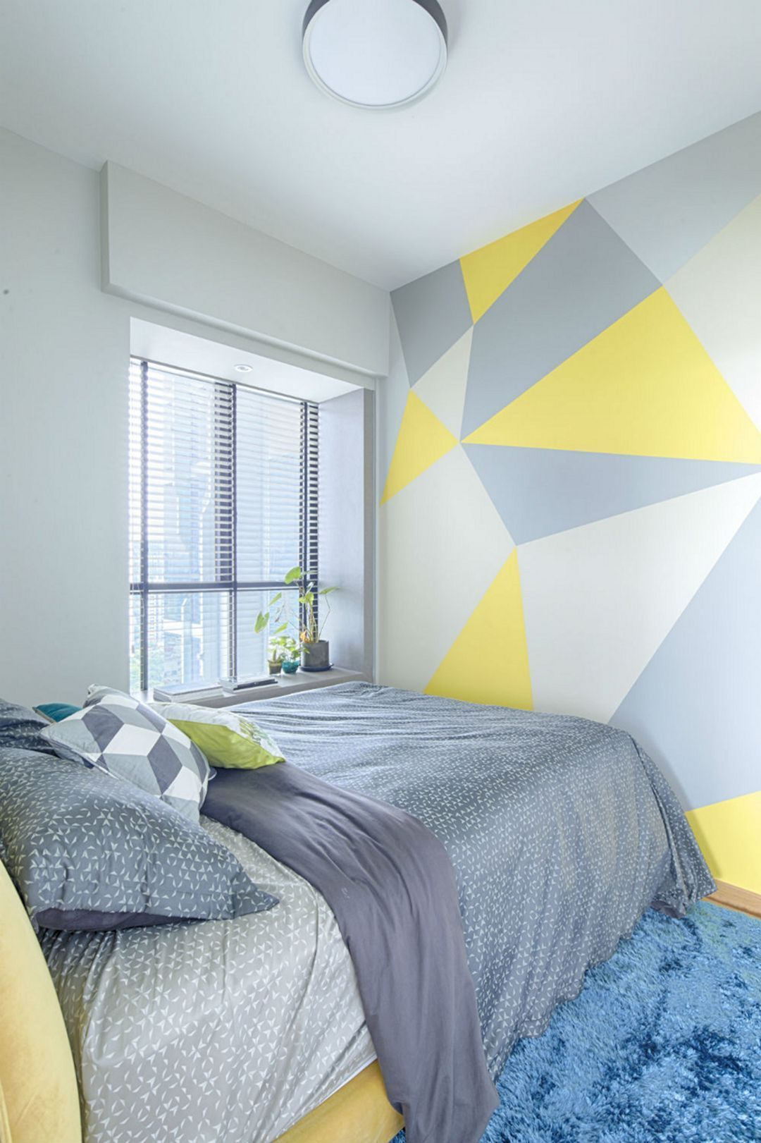 12 Creative Painted Bedroom Wall Ideas You Have To Know Bedroom