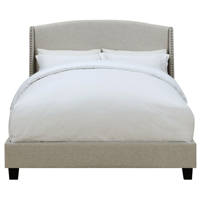 Chambery Queen Upholstered Bed Upholstered Beds Upholstered