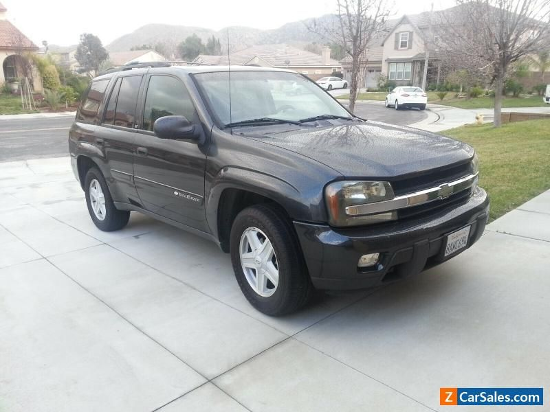 Car For Sale 2003 Chevrolet Trailblazer
