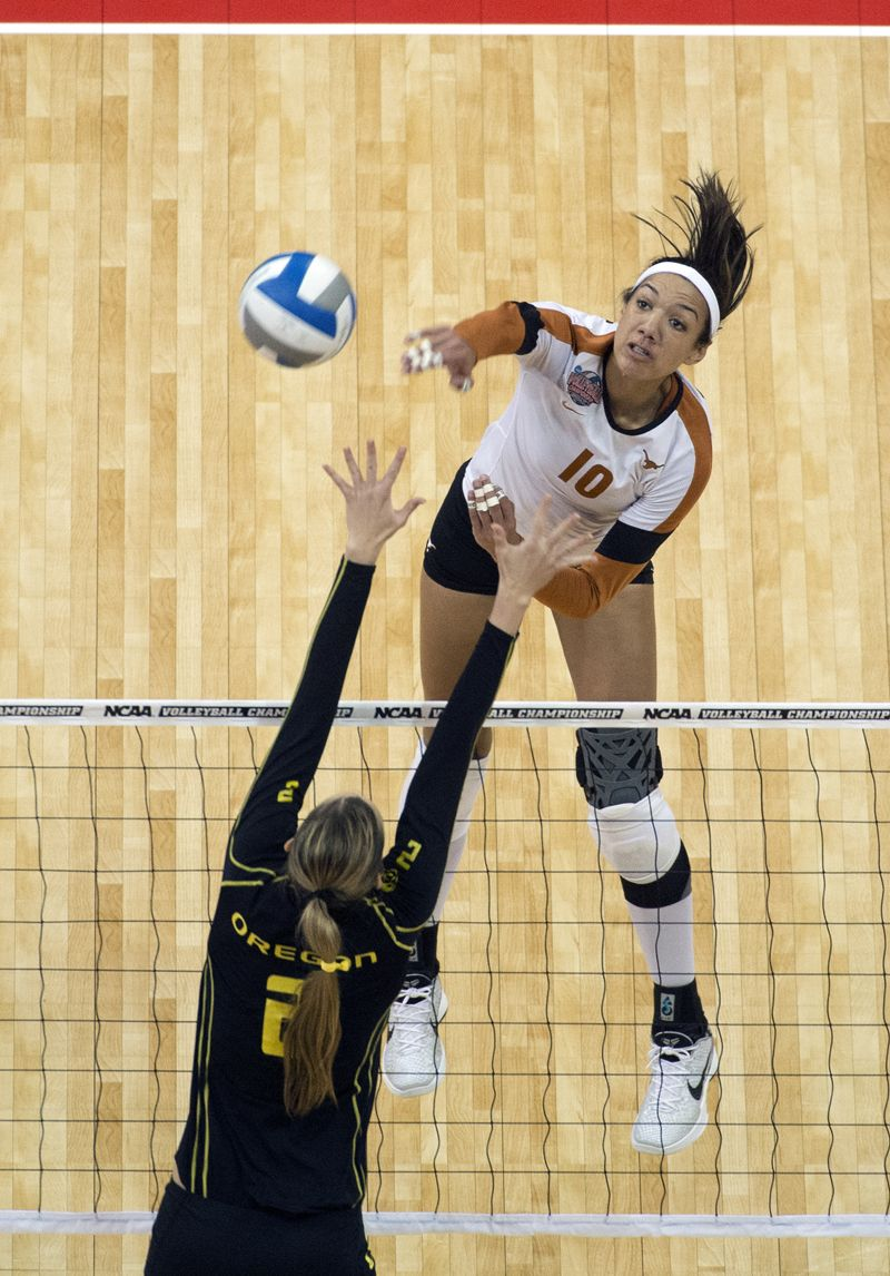 The Official Website Of The University Of Texas Athletics Female Volleyball Players Volleyball Players Volleyball Team