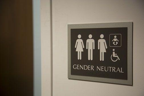 Astonishing California Governor Signed The Gender Neutral Bathroom Bill Download Free Architecture Designs Ferenbritishbridgeorg