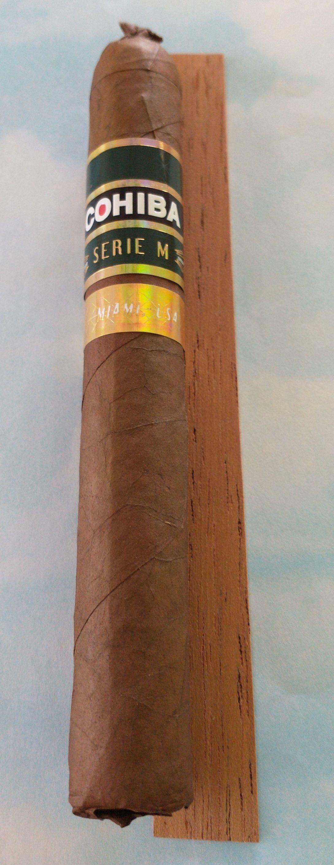 Cohiba Serie M Cigar