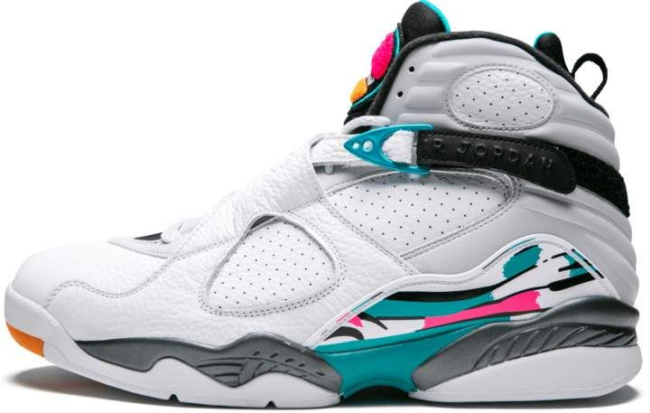 best cheap 180a5 f92d3 Jordan Air 8 Retro 'South Beach' Shoes - Size 7.5   Products ...