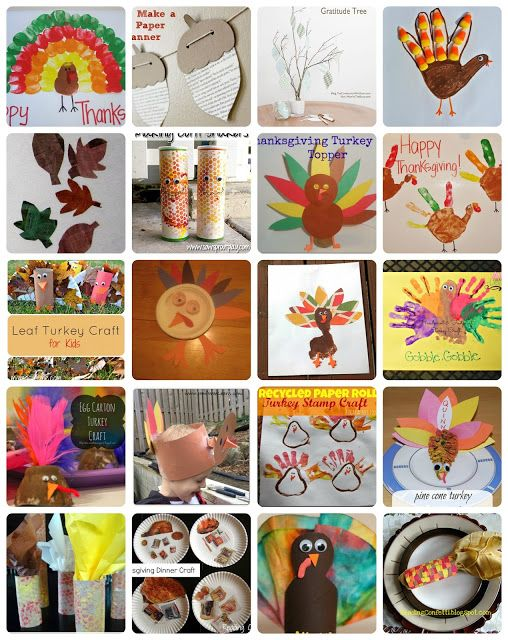 50 Thanksgiving Crafts And Activities Kid S Co Op Thanksgiving