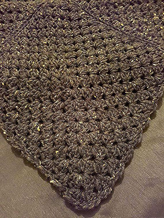 Afhgan vintage Bohemian shabby chic crochet blanket retro rustic bedspread sofa throw home decor single bedspread unique gifts anivarsary