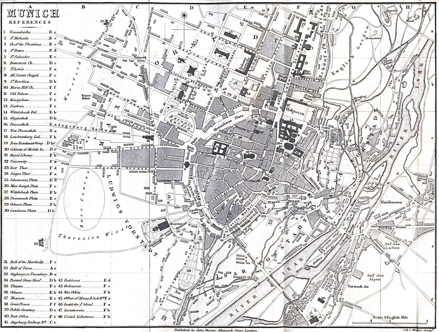 Munich 1858 Throw Off The Bowlines Pinterest Munich and Bavaria