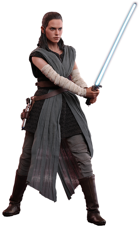 Hot Toys Rey Jedi Training Sixth Scale Figure Rey Star Wars Rey Jedi Jedi Training