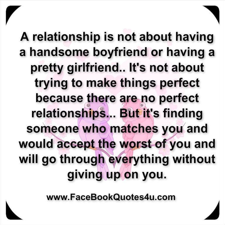 Quotes about having a boyfriend