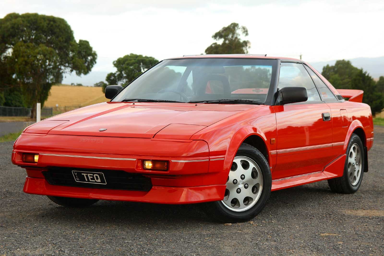 A Toyota Mr2 That Keeps On Ticking In 2020 Toyota Mr2 Toyota Old Sports Cars