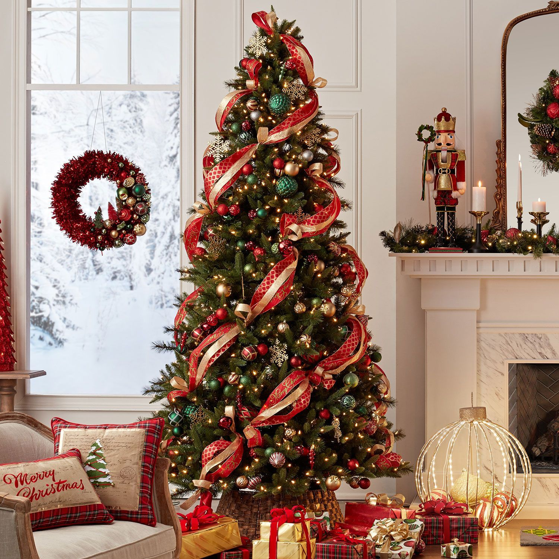 Sams Christmas Trees: Member's Mark 9' Grand Spruce Christmas Tree