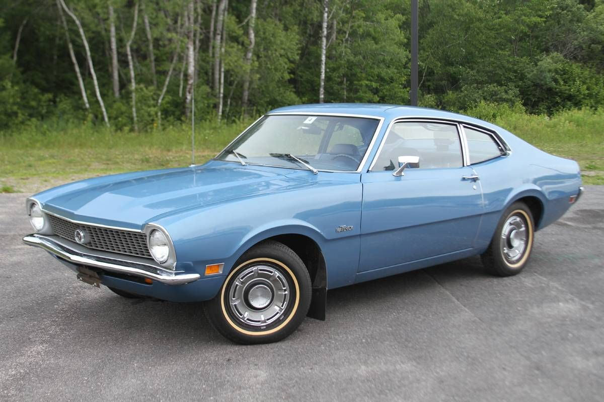 1971 ford maverick 2 door coupe