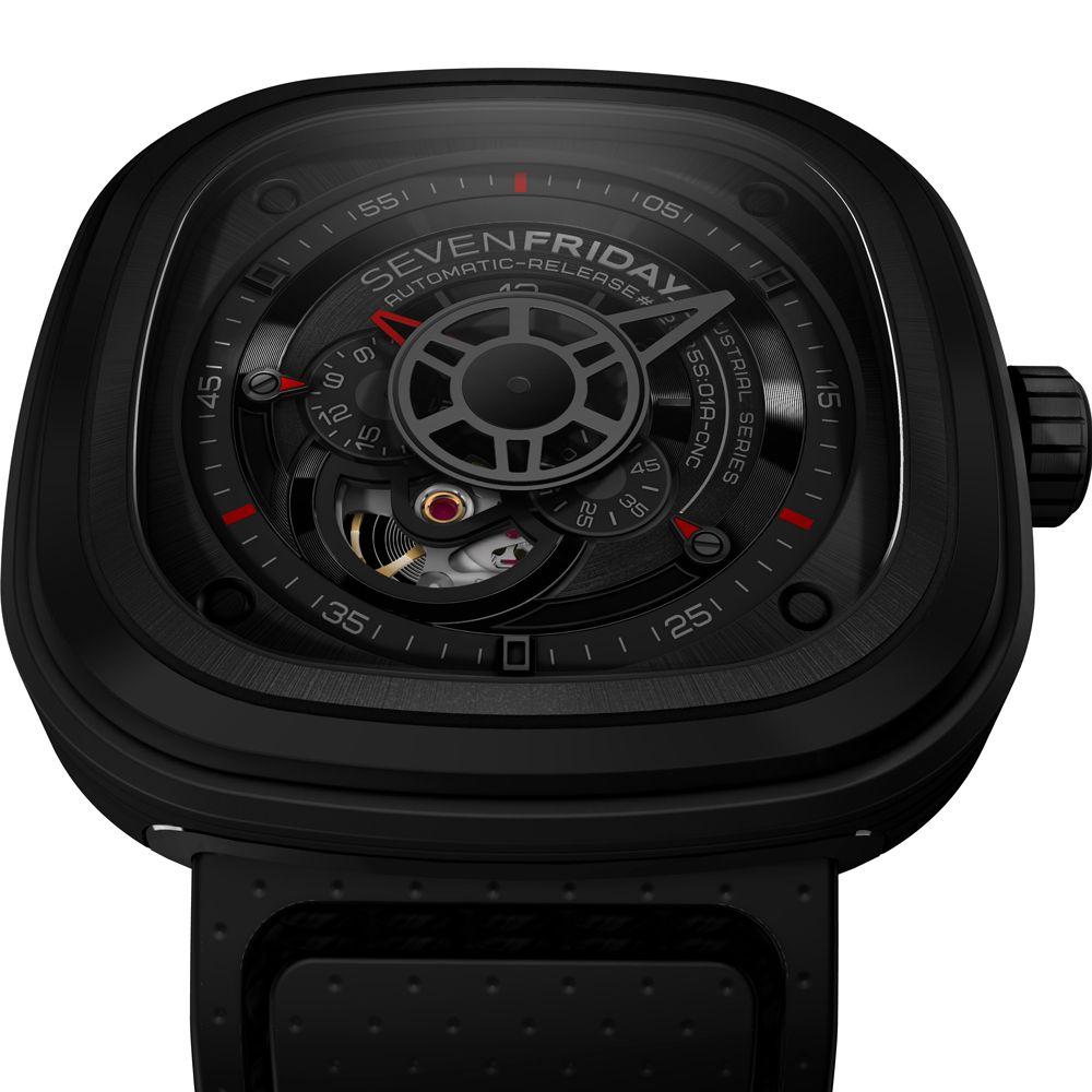 P3-1 Racer | Sevenfriday | TicTacToy.ru - магазин дизайнерских часов