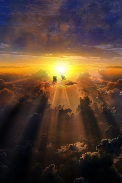 Awesome View of Angels