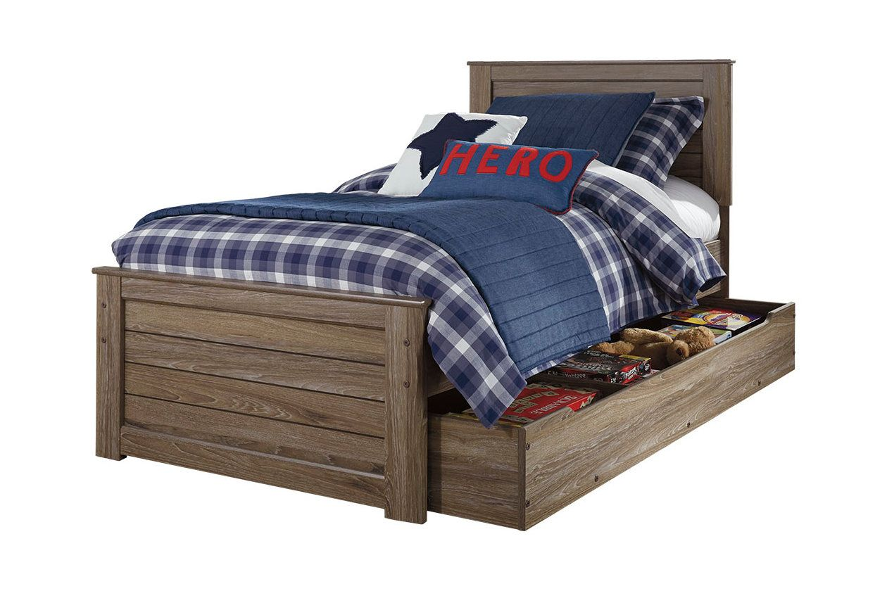 Javarin Twin Panel Bed With Storage Ashley Furniture Homestore Panel Bed Murphy Bed Plans Ashley Furniture Bedroom