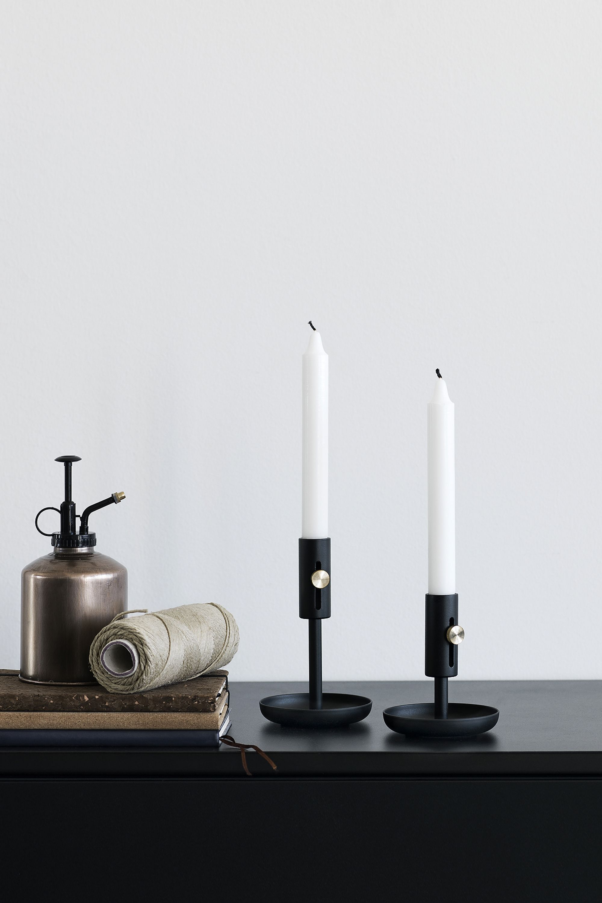 Granny Candle Holder By Northern Lighting Design Beautiful Scandinavian Designs At Nordic New From Www Nordicnew Nl Candle Holders Candles Small Candles
