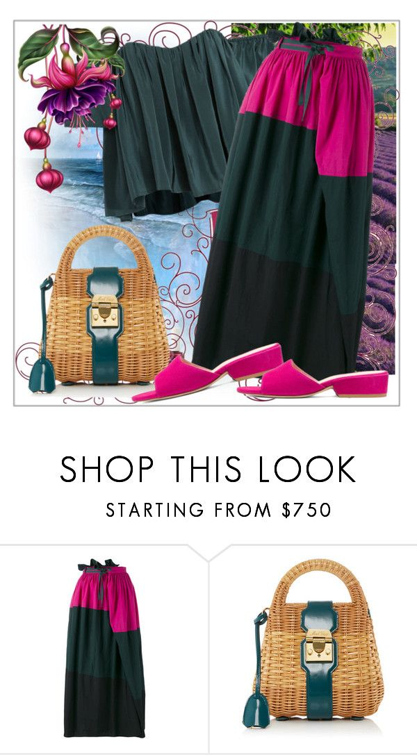 """untitled"" by avonrim ❤ liked on Polyvore featuring Stone_Cold_Fox, Kolor, Mark Cross and Stuart Weitzman"