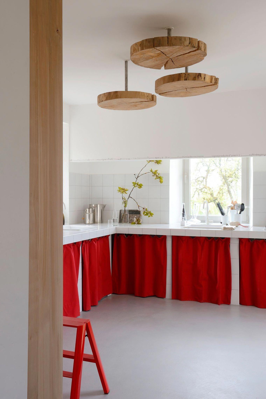 Des idées déco pour donner du style à la cuisine #kitchencurtains
