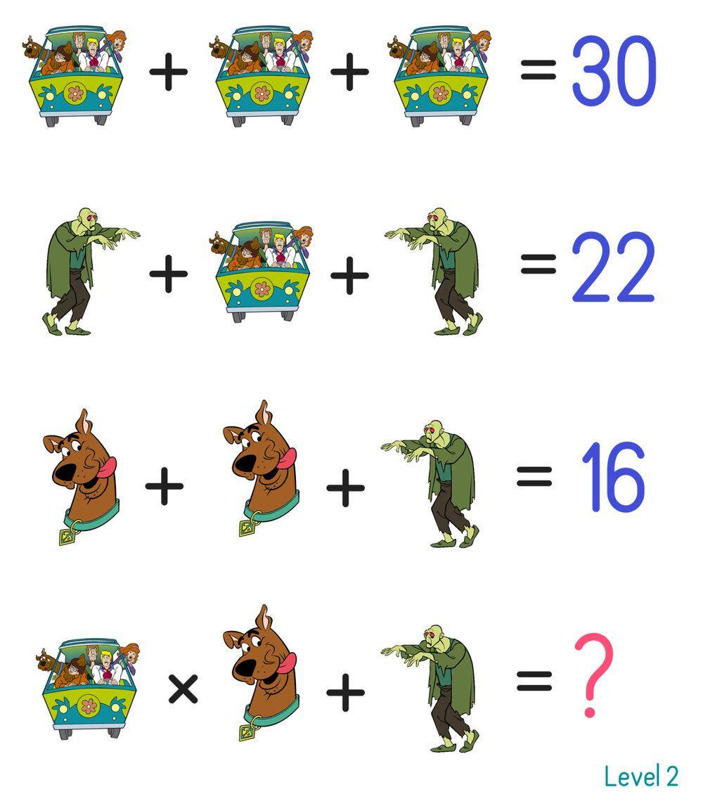 Fun Math Puzzles For Grades K 8 Mashup Math Maths Puzzles Fun Math Math Pictures [ 1153 x 1000 Pixel ]