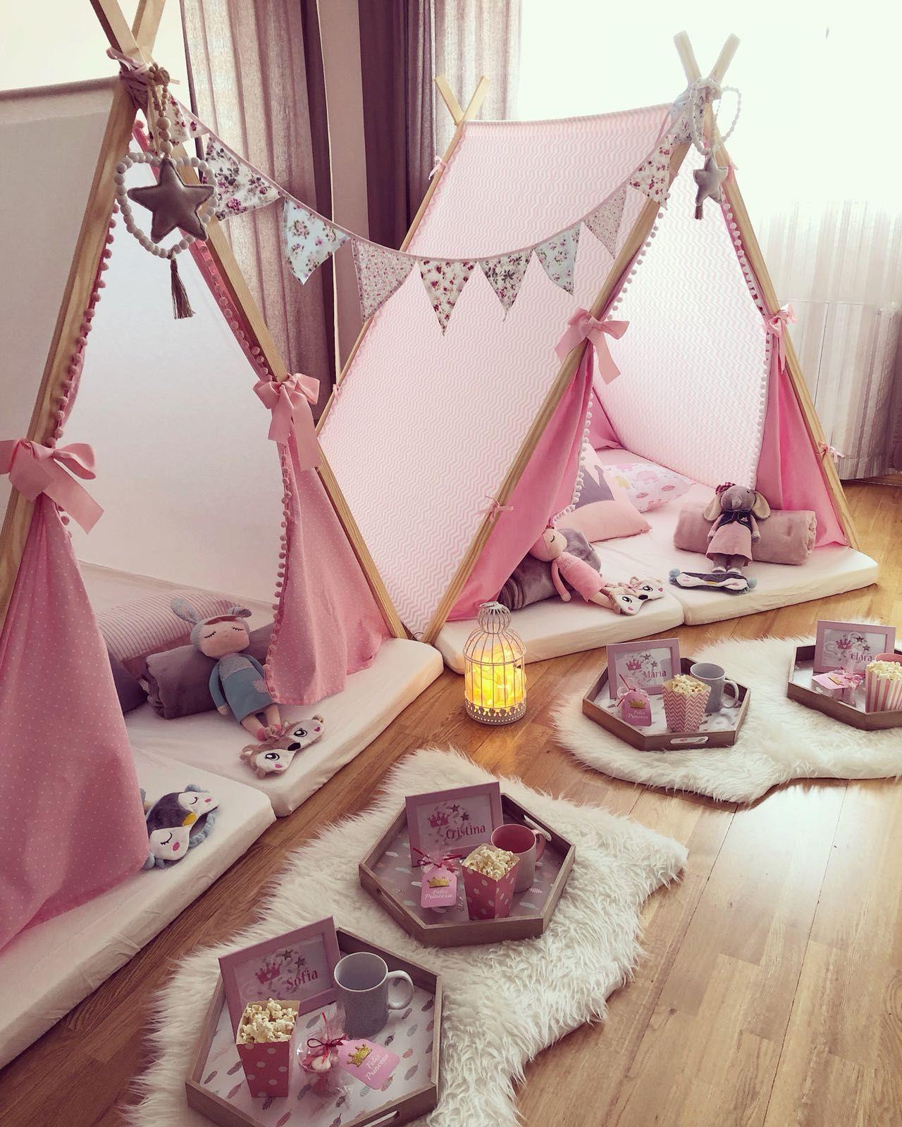 Pijamada Ni 241 As Pijama Party Sleepover Birthday Parties