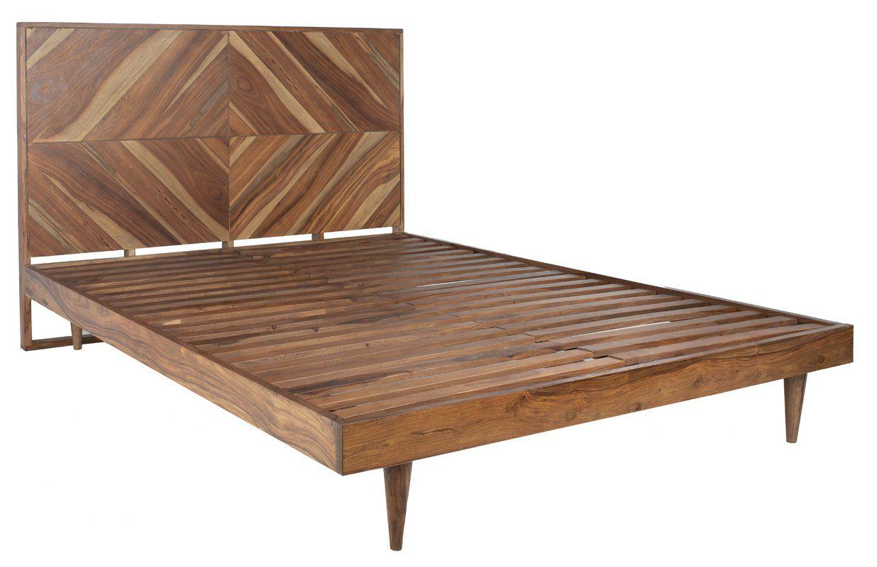 Cora Rose Platform Bed Platform Bed Furniture Upholstered